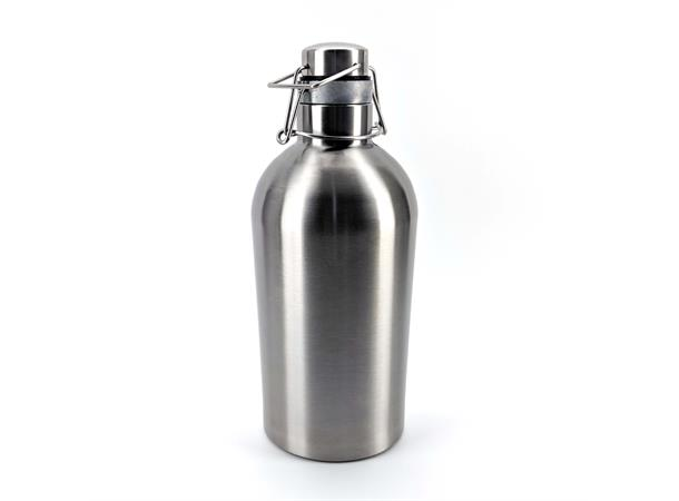 2 liters Growler MK2 isolert, rustfritt stål