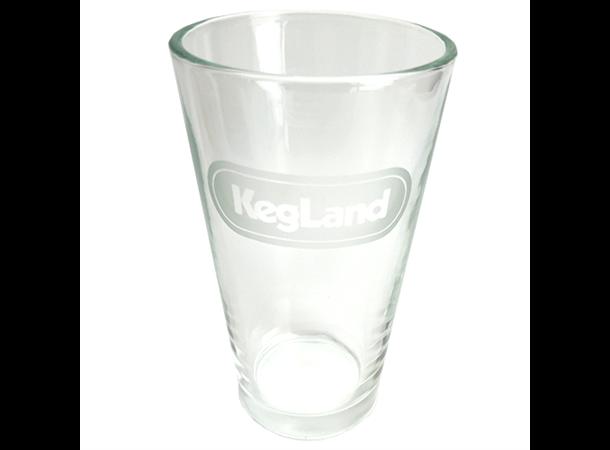 American Shaker Pint 4 stk Ølglass 0,47L (16oz), fra Kegland