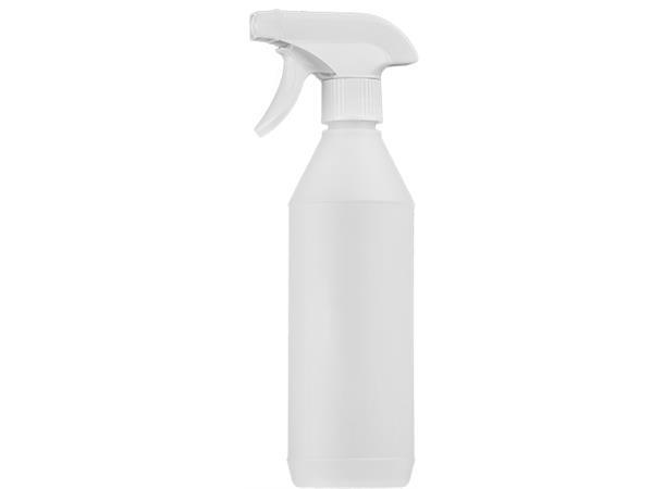Sprayflaske 0,5 liter