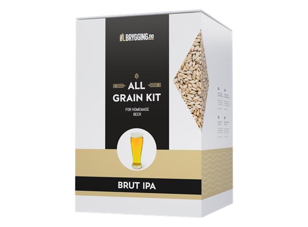 Brut IPA allgrain ølset