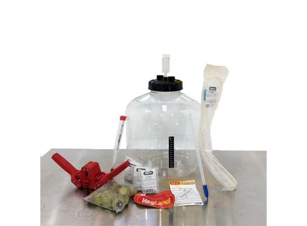 Startpakke for gjæring og flasking