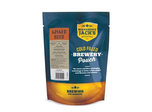 Ingefær øl ekstrakt sett