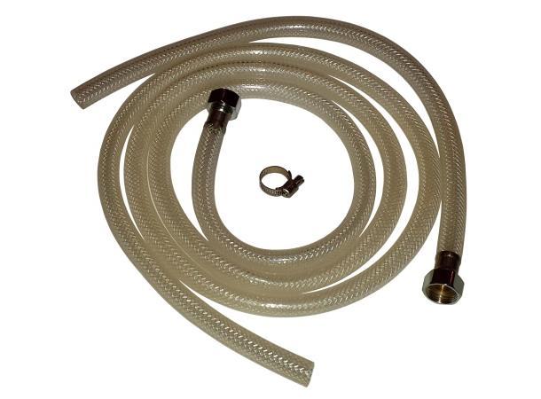 """Slangesett til magnetpumpe for pumper med 1/2"""" BSP gjenger inn/ut"""