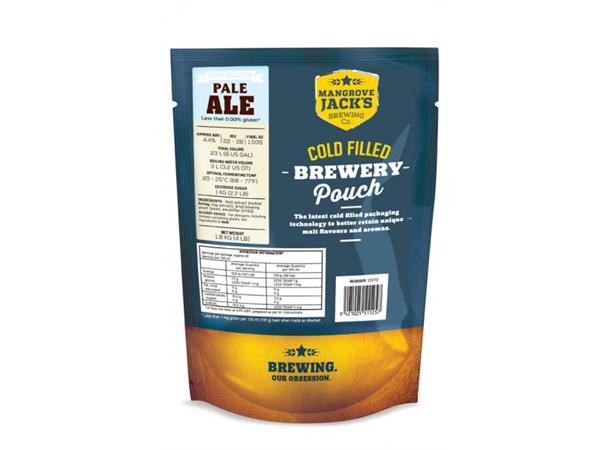 Gluten Free Pale Ale ekstraktsett Glutenfri