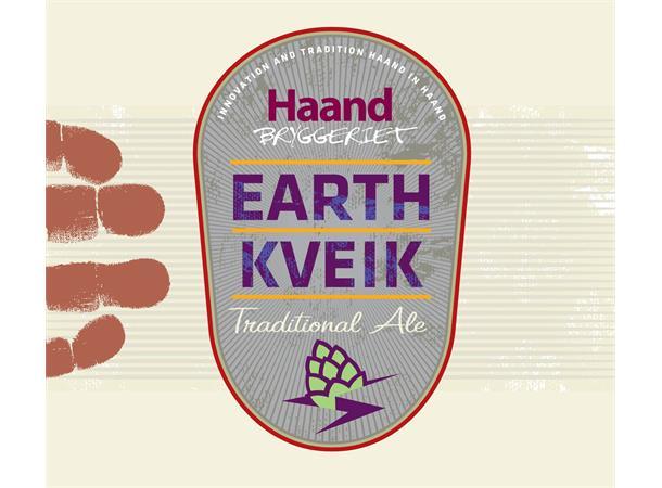 Earth Kveik allgrain ølsett Oppskrift fra Haandbryggeriet