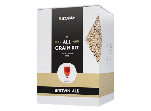 Brown ale allgrain ølsett