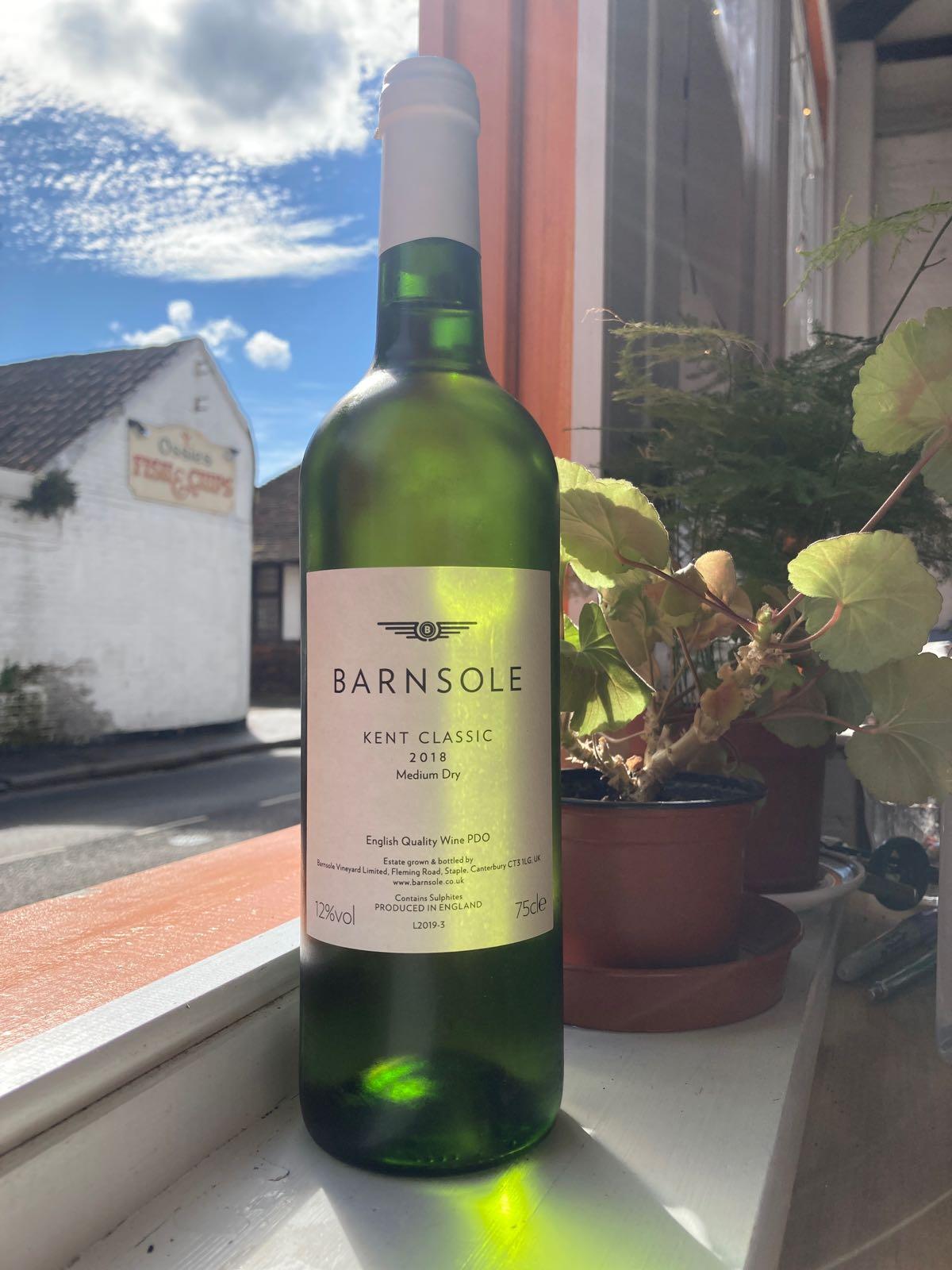 Barnsole - Kent Classic (12%) (Staple, nr Canterbury)