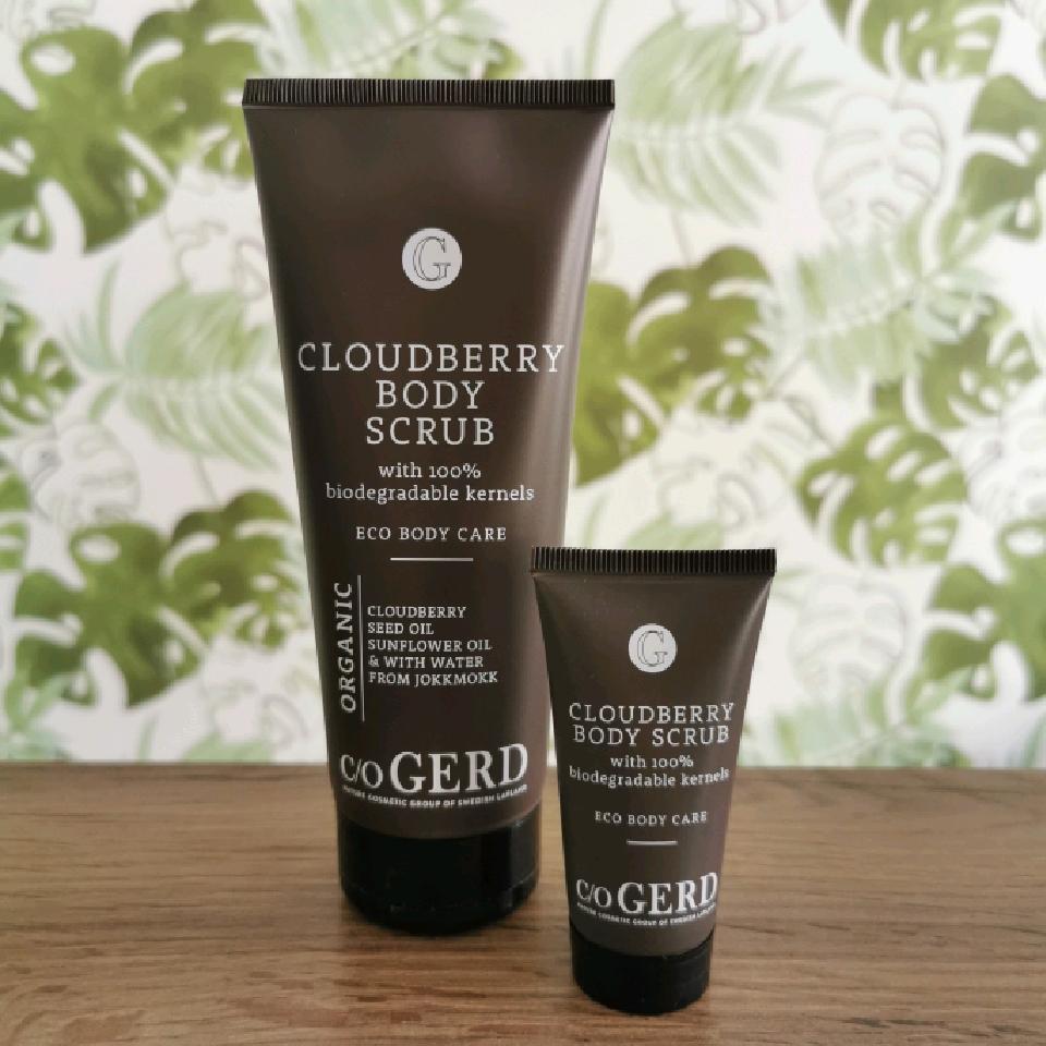 coGerd Cloudberry Body Scrub