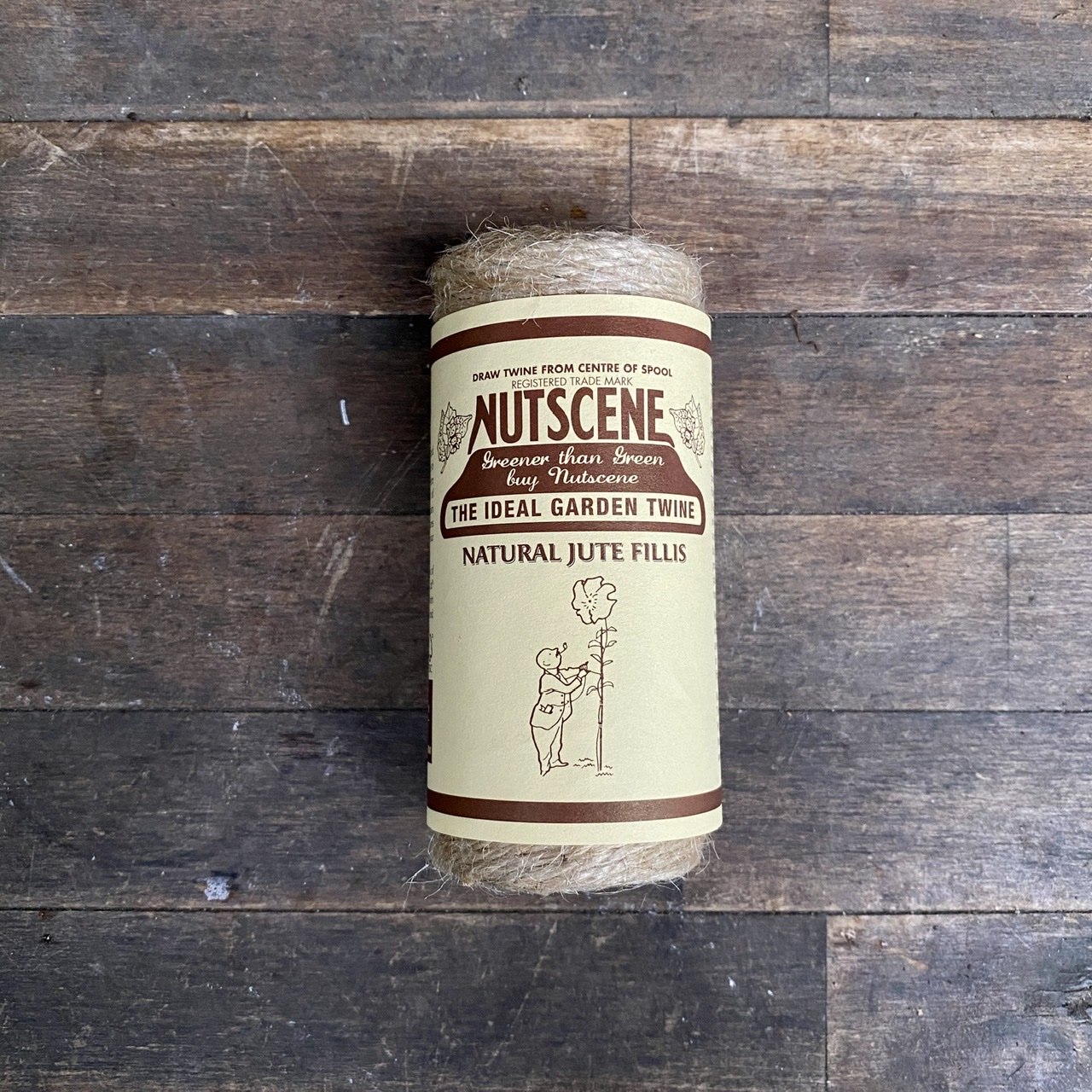 Natural Compostable Jute Twine String