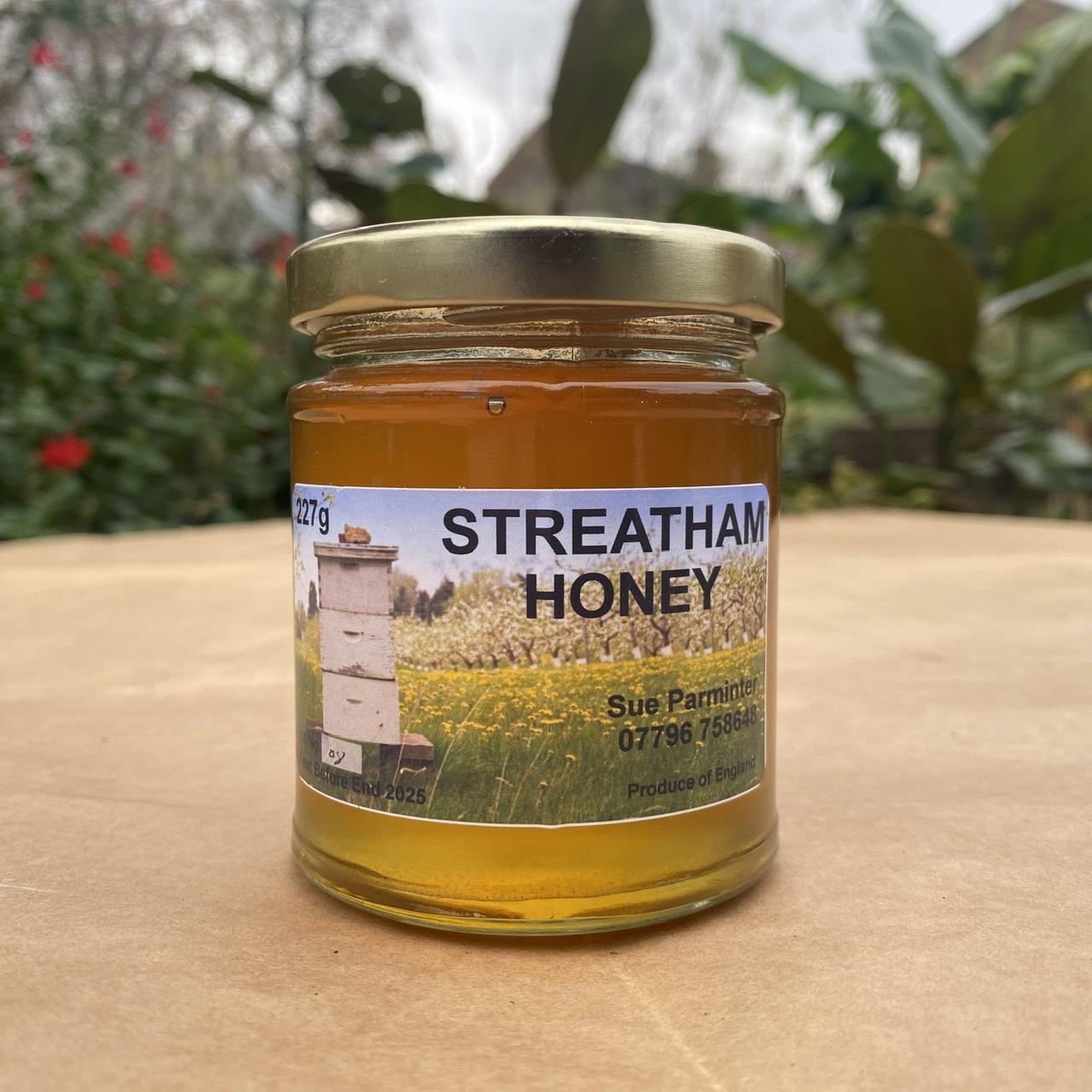 Raw Urban London Honey
