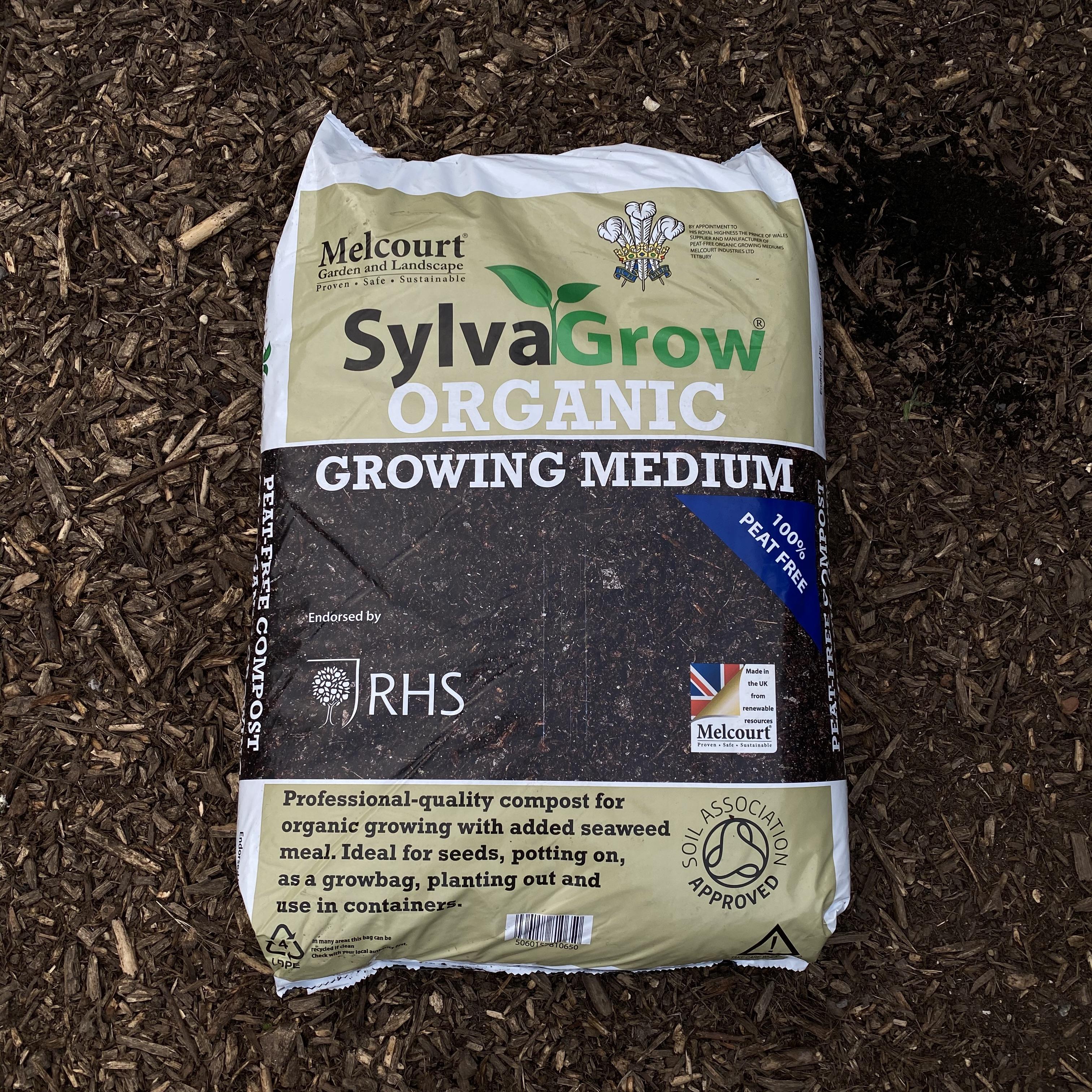 Compost -  50L Organic, Multi Purpose & Peat-free