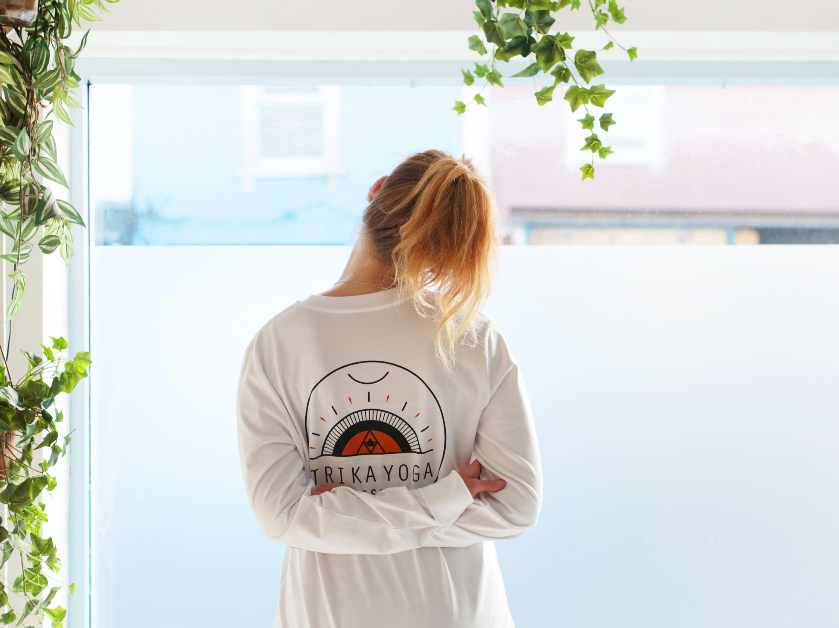 Sunshine Long Sleeve Tee