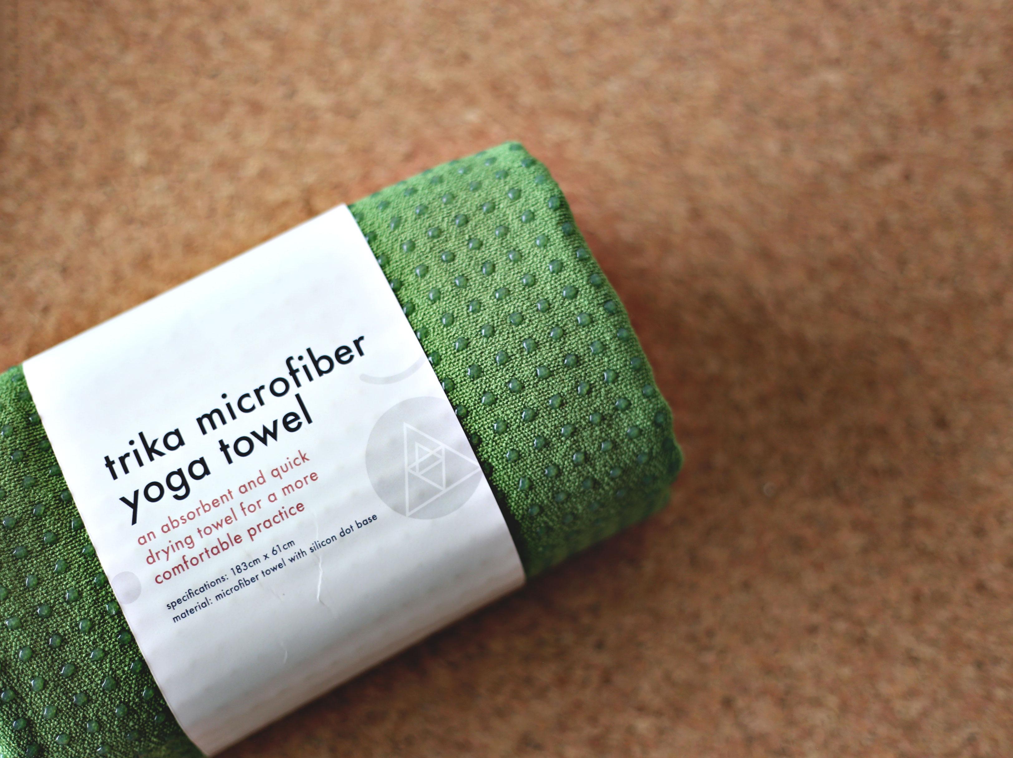 Trika Microfiber Yoga Towel