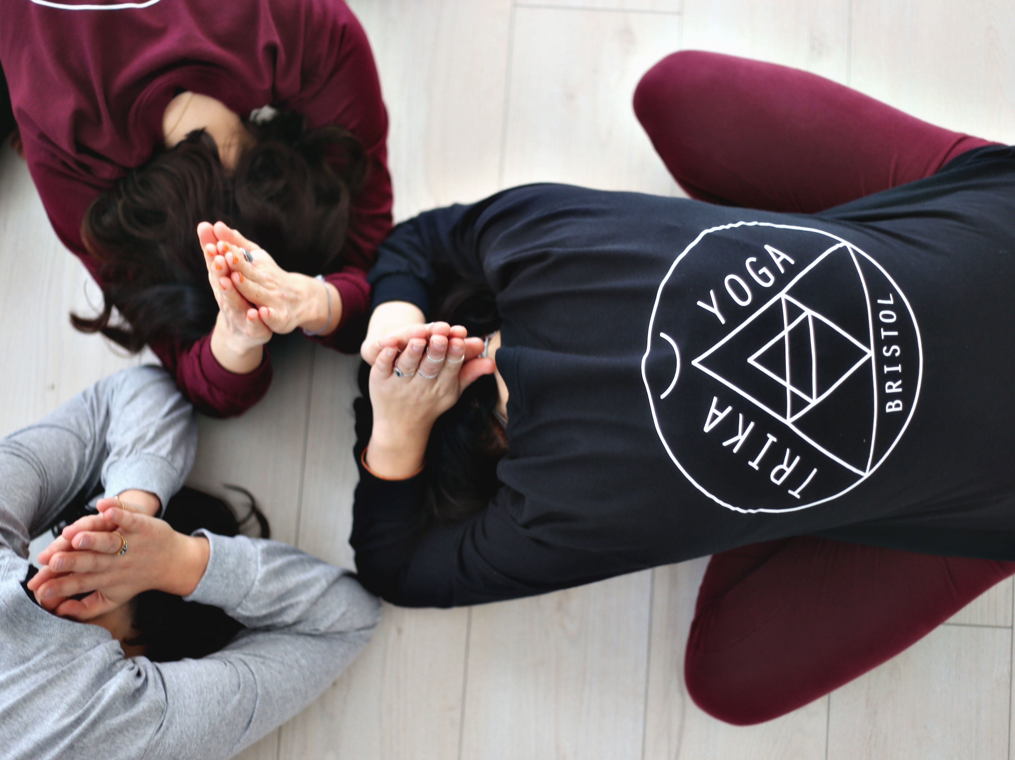 Midnight Long Sleeve Logo Tee