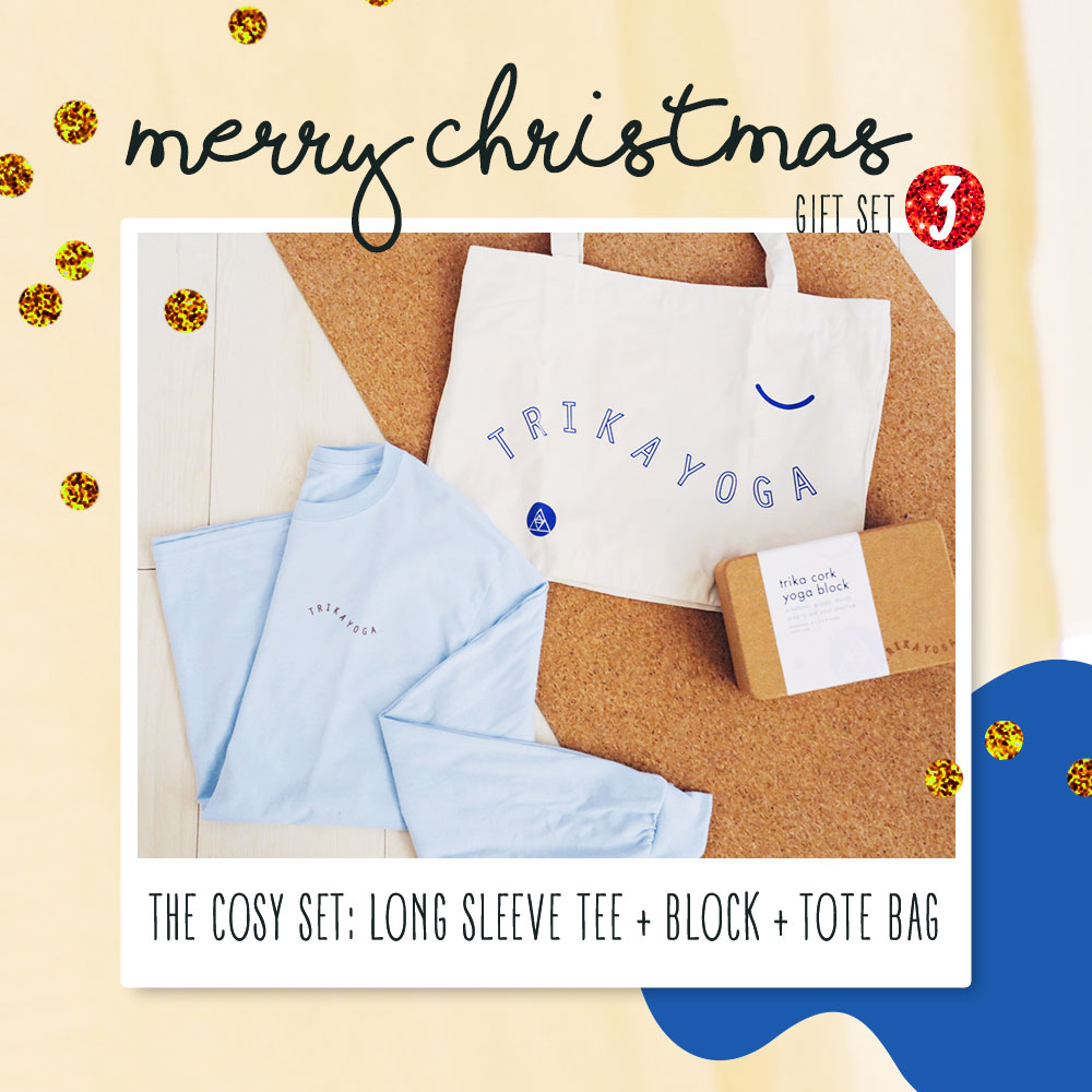 Xmas Gift Set 3: The Cosy Set