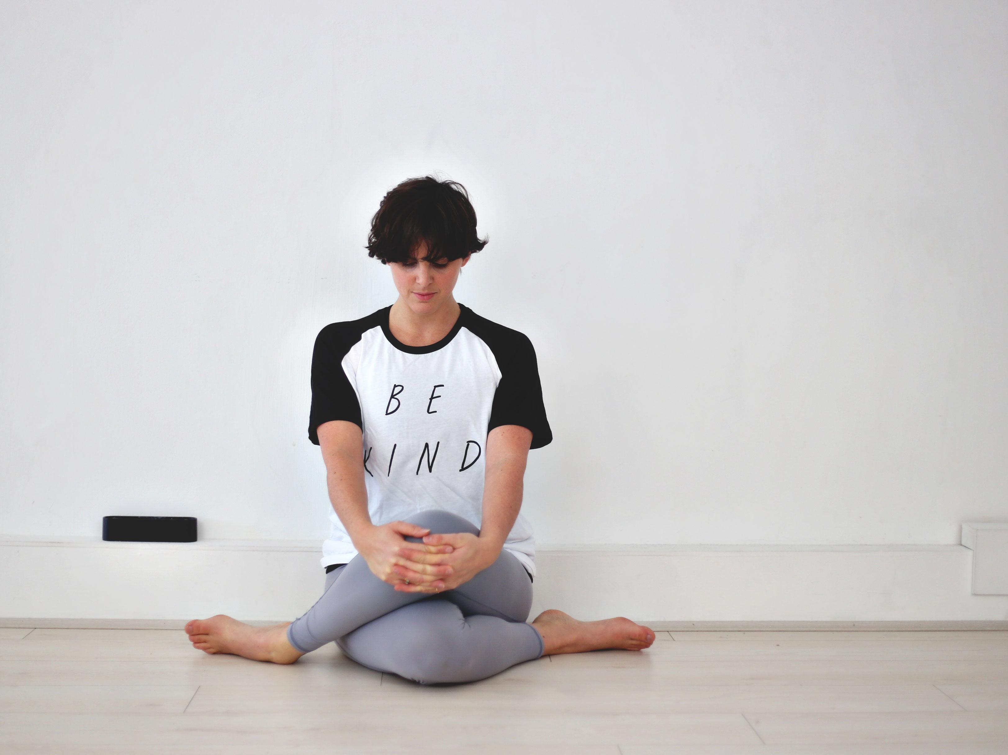 Be Kind Tee Trika Yoga