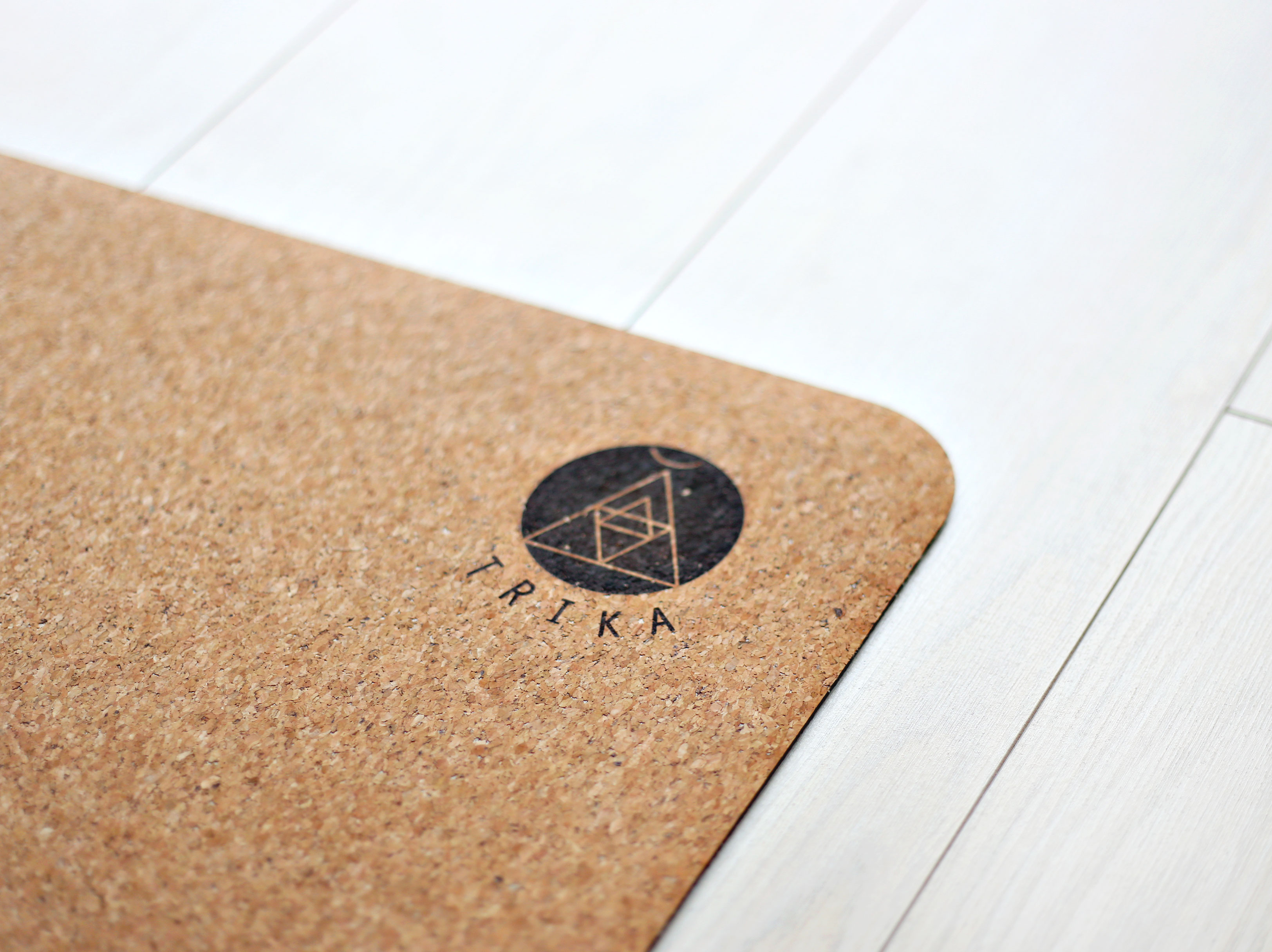 Trika Cork Yoga Mat