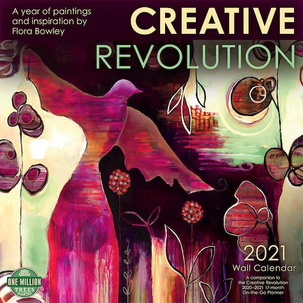 Creative Revolution - 2021 Weekly Planner
