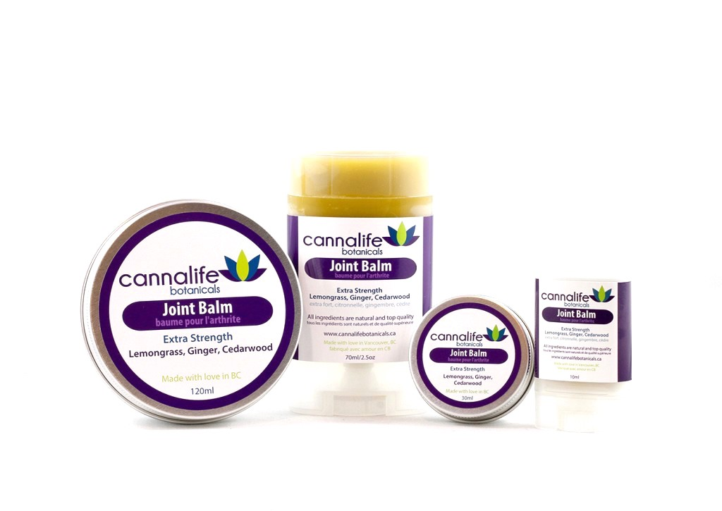 Cannalife - CBD Joint Balm