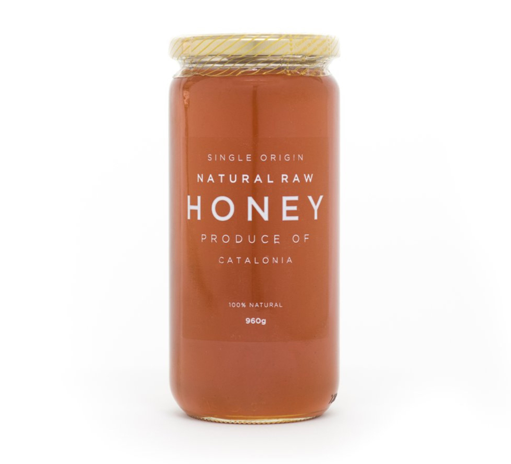 Natural Raw - Wildflower Honey