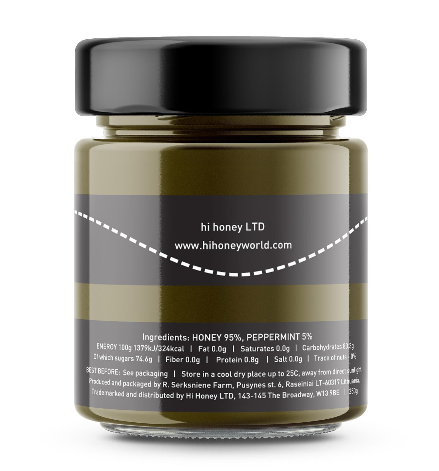 Hi Honey - Peppermint Honey