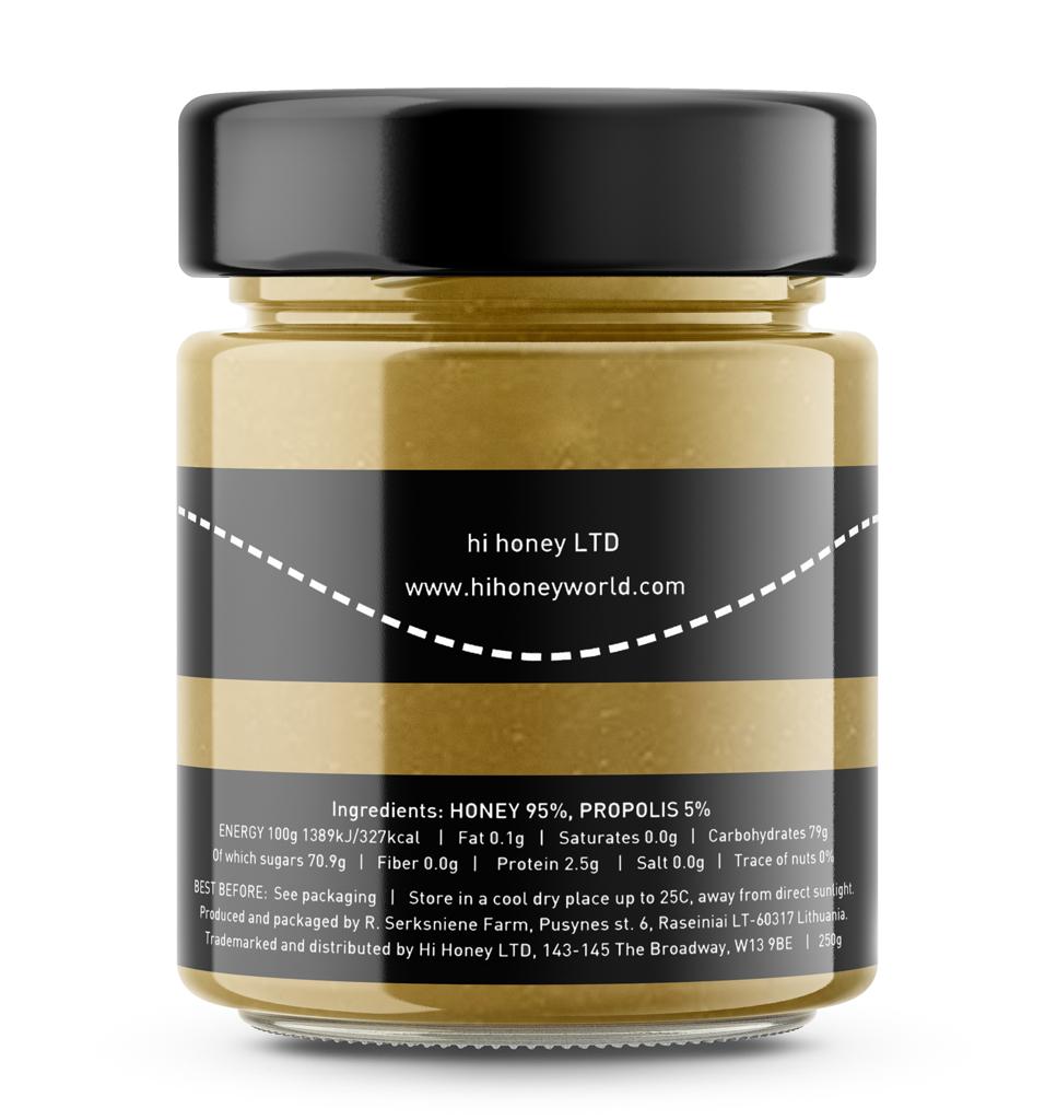 Hi Honey - Propolis Honey