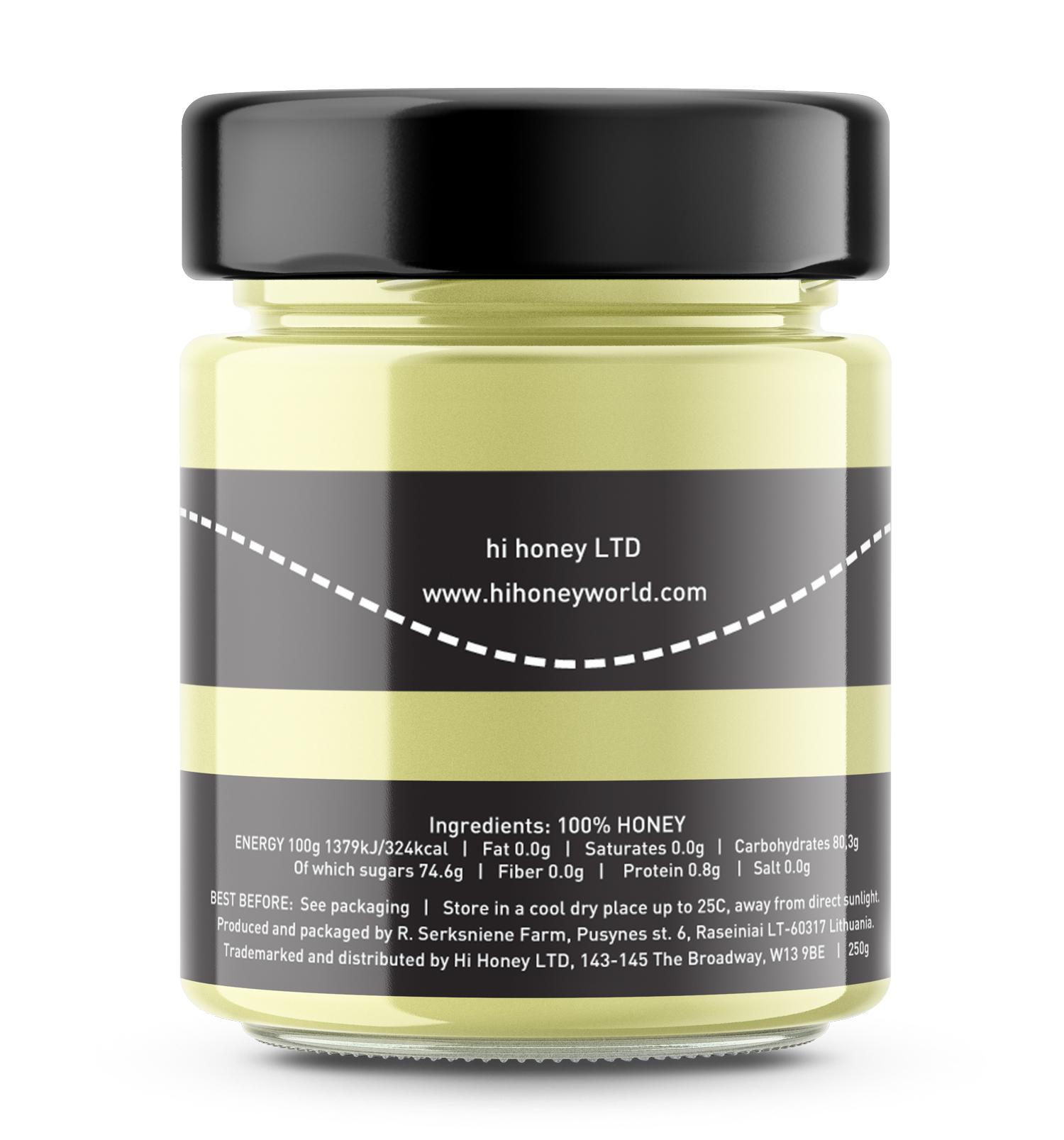 Hi Honey - Creamy Honey