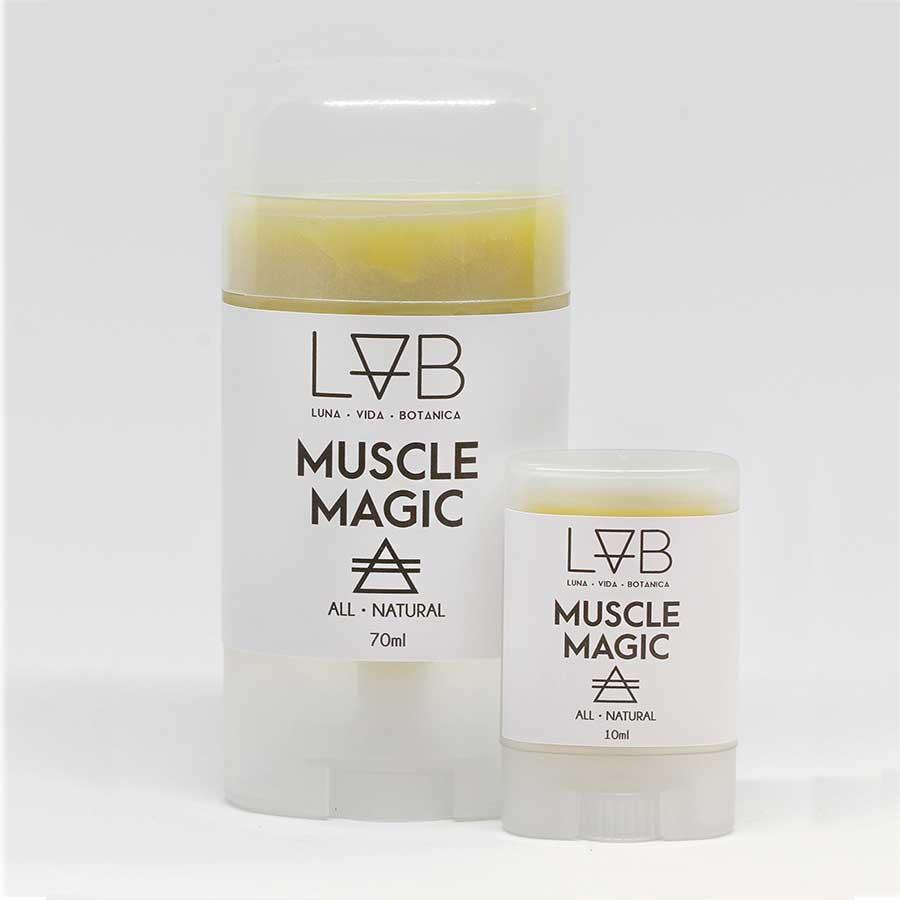 LVB - Muscle Magic
