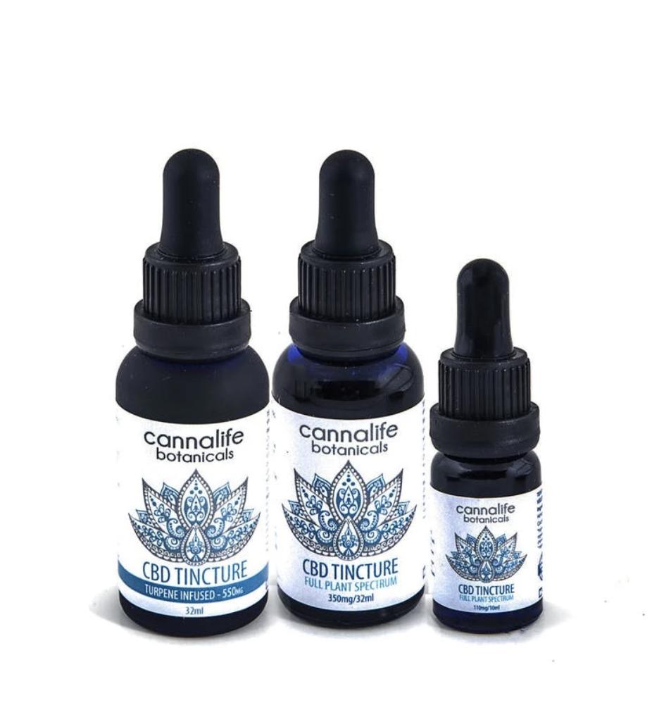 Cannalife - CBD Oil Tincture