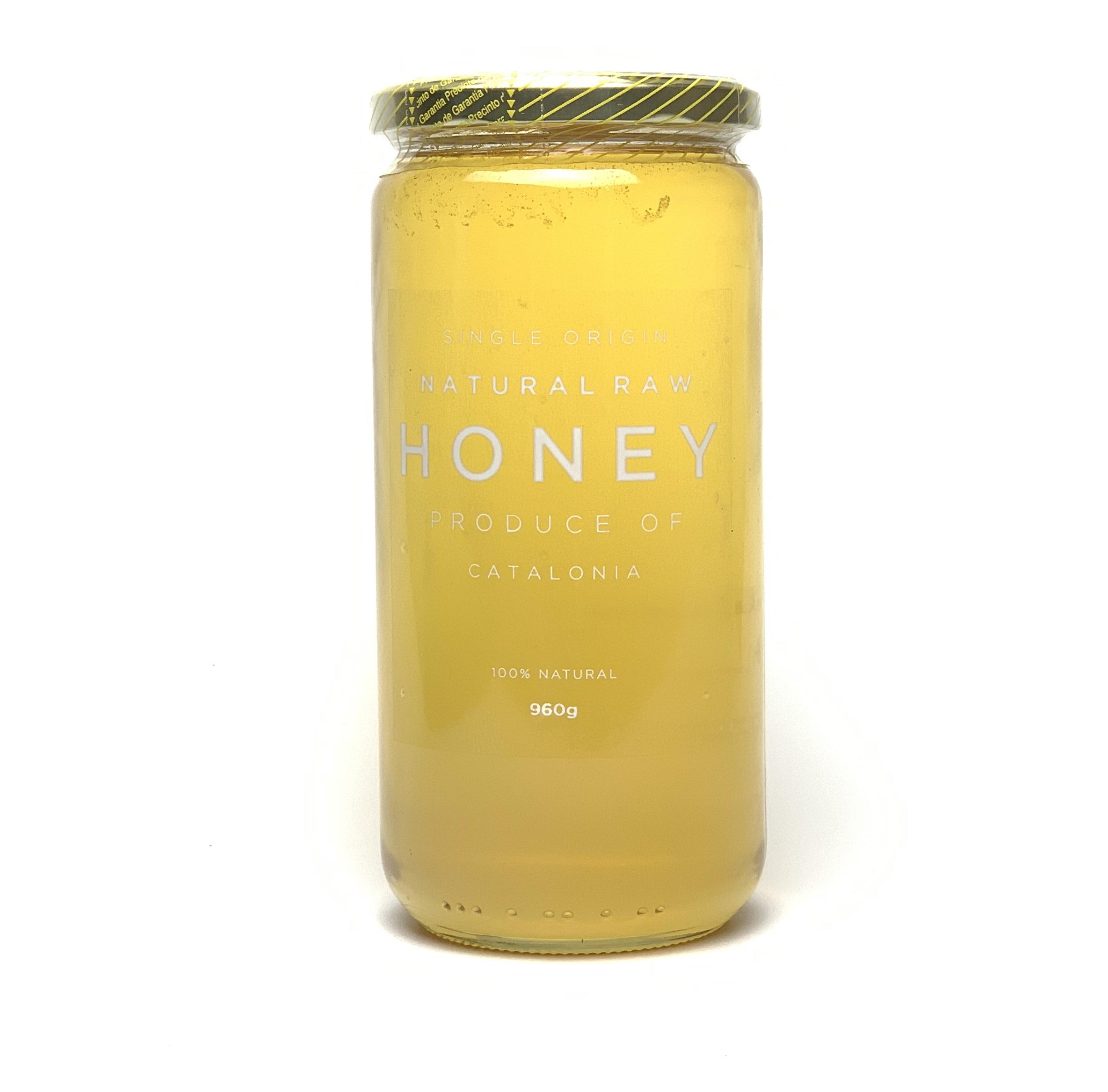 Natural Raw - Acacia Honey