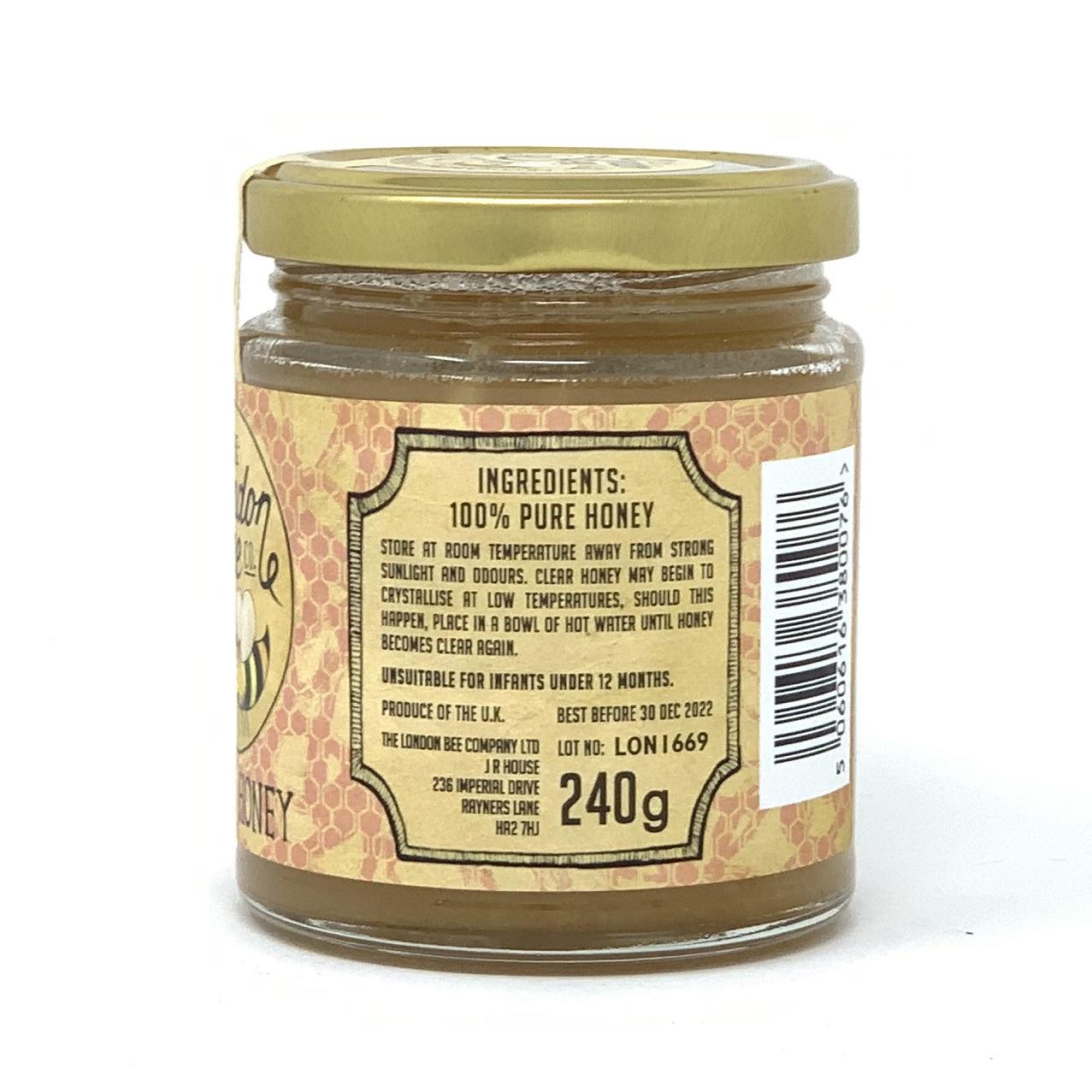 London Bee Co - Strawberry Hill Honey