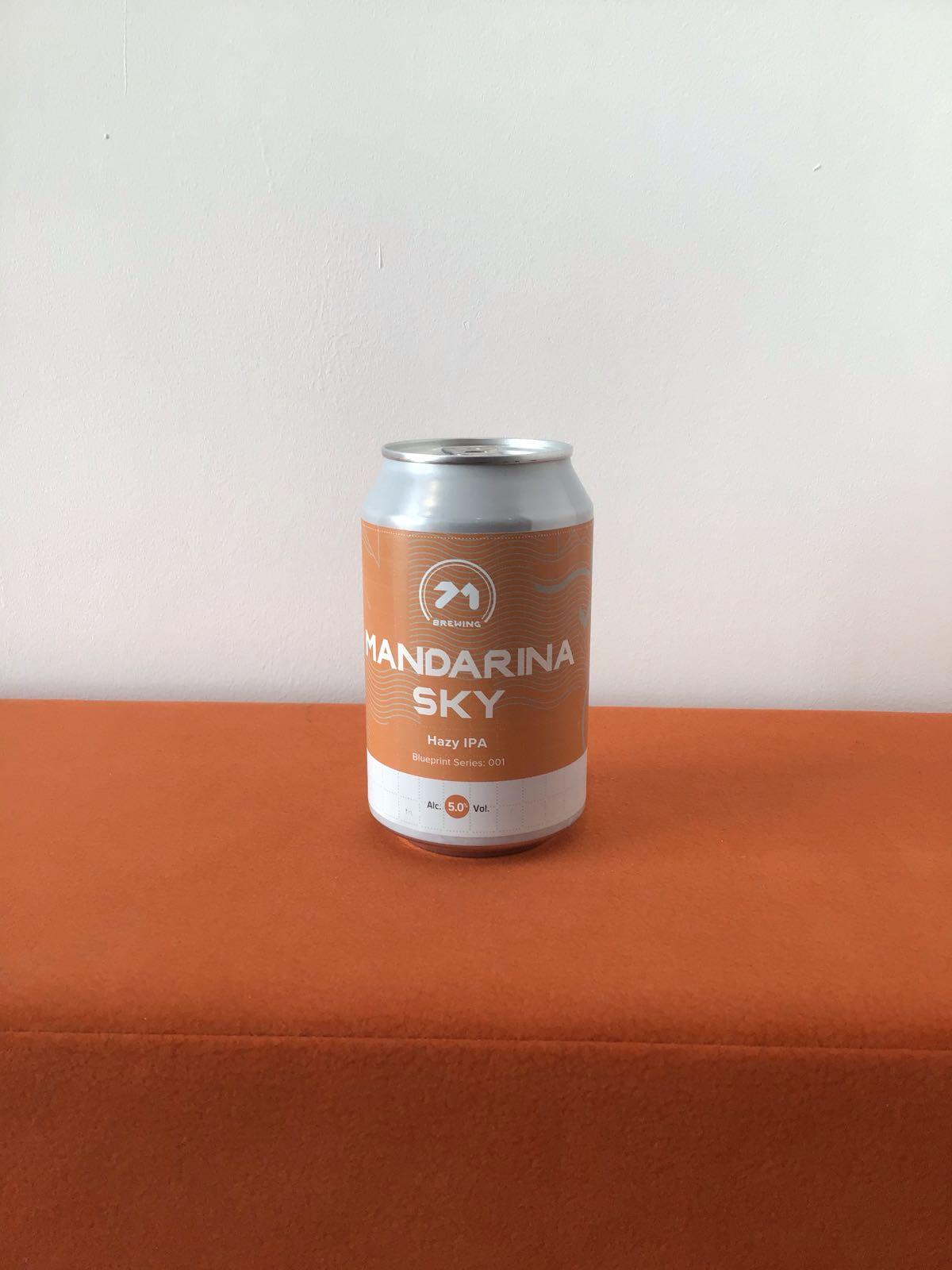 71 Brewing: Mandarina Sky