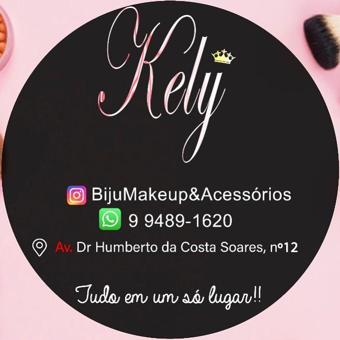 Kely Bijumakeup&acessórios