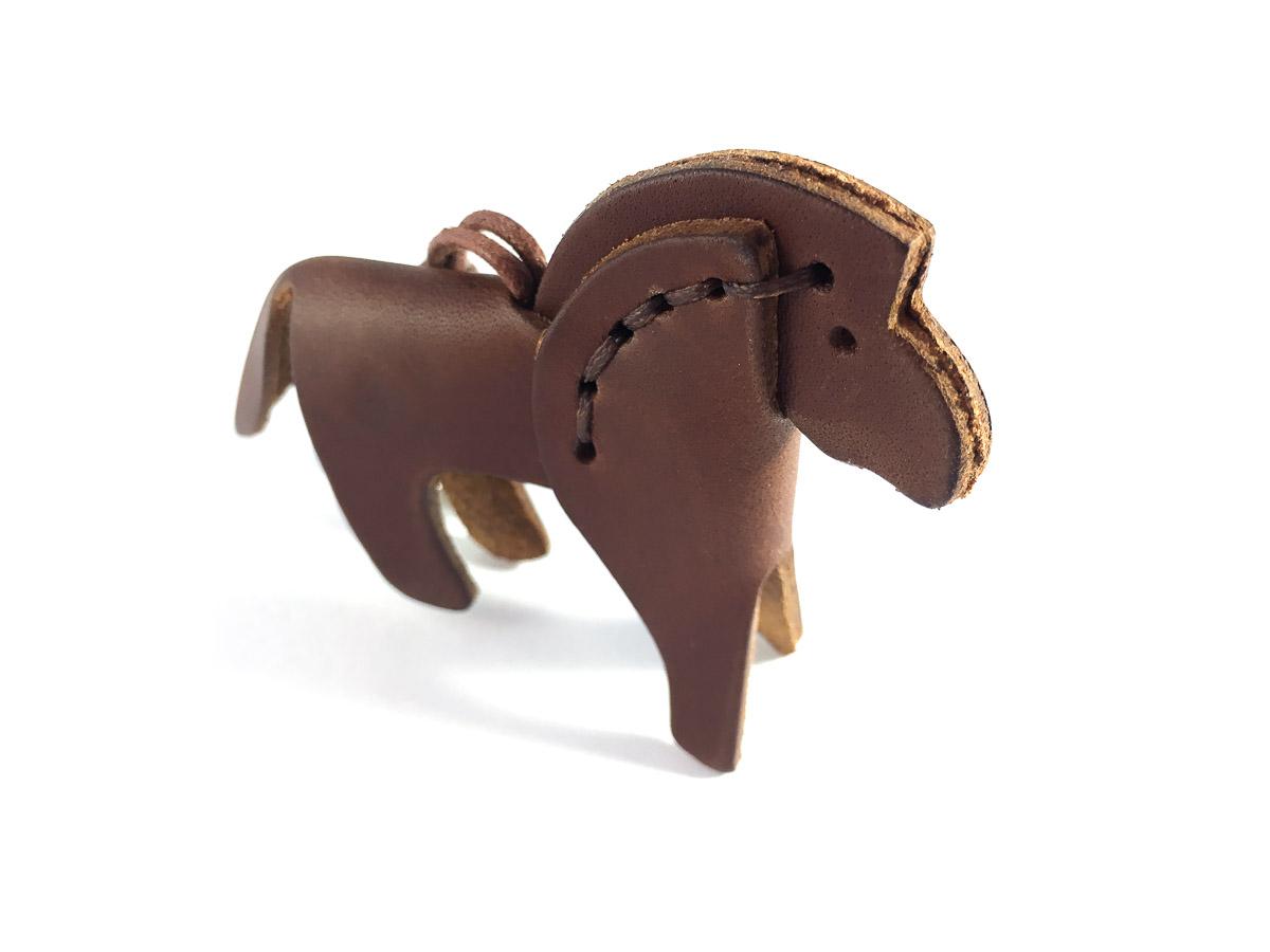 Horse Keyring
