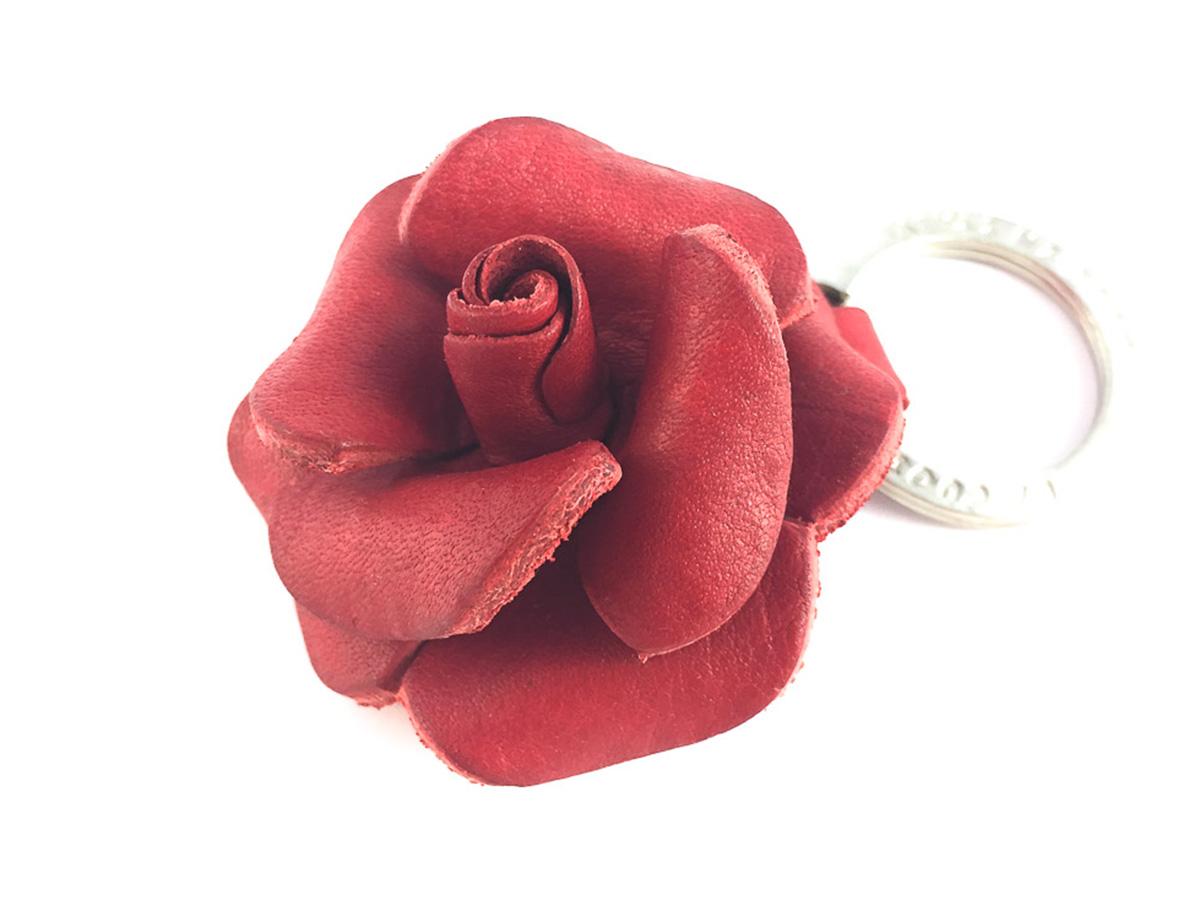 Rose Keyring