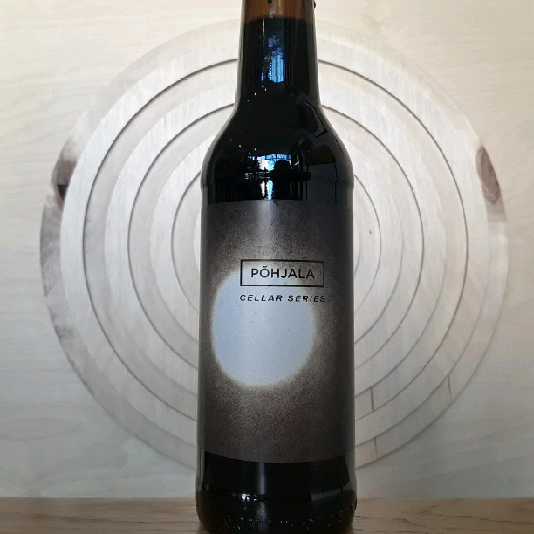 Pohjala Cognac Aged Imperial Baltic Porter