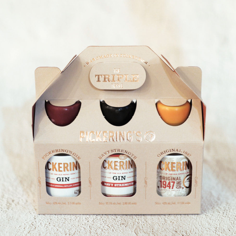Pickerings Triple Tipple Pack