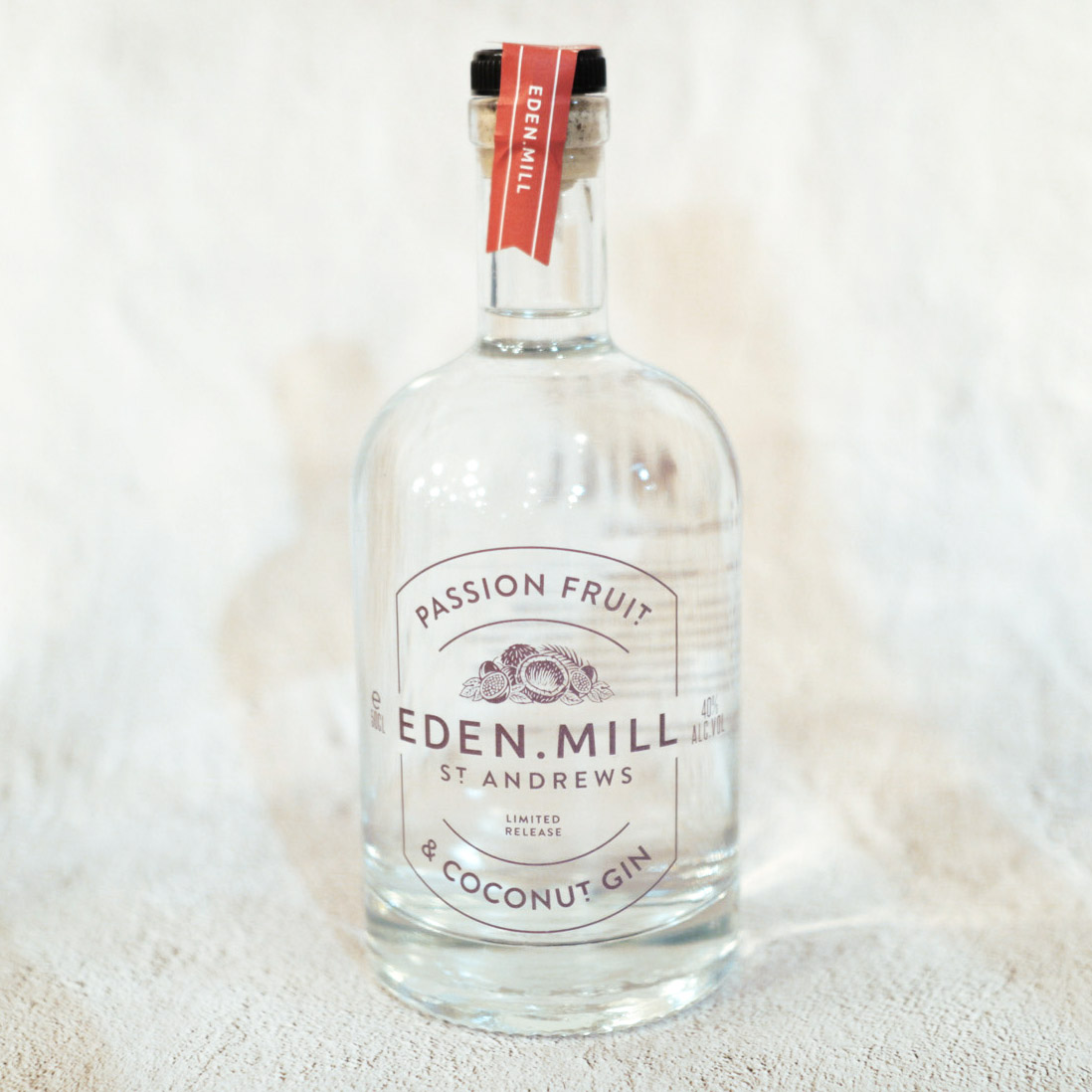 Passionfruit and Coconut Gin - Eden Mill