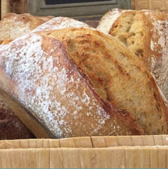 Homemade Sourdough Bread (Loaf)