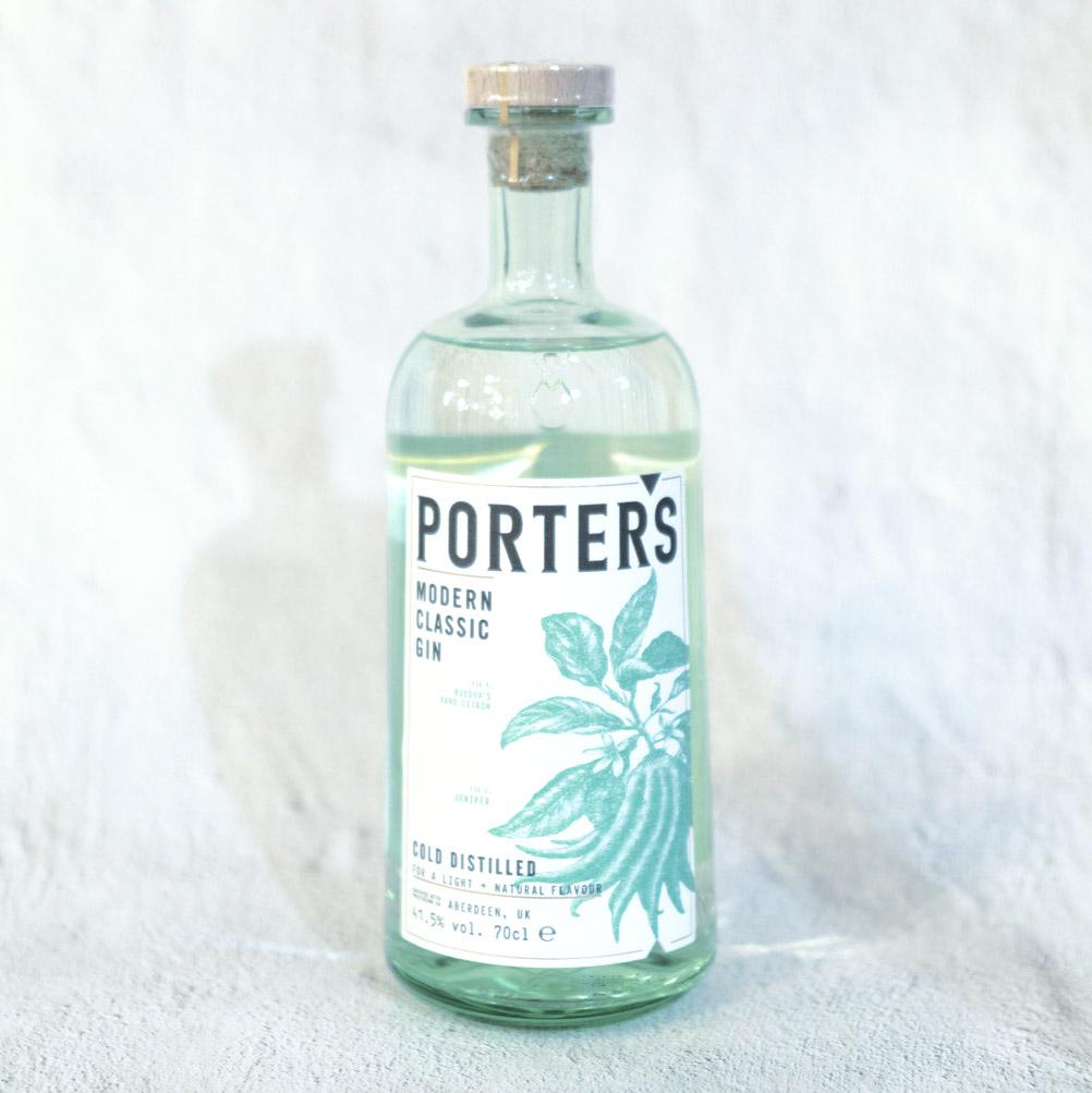 Porters Modern Classic Gin
