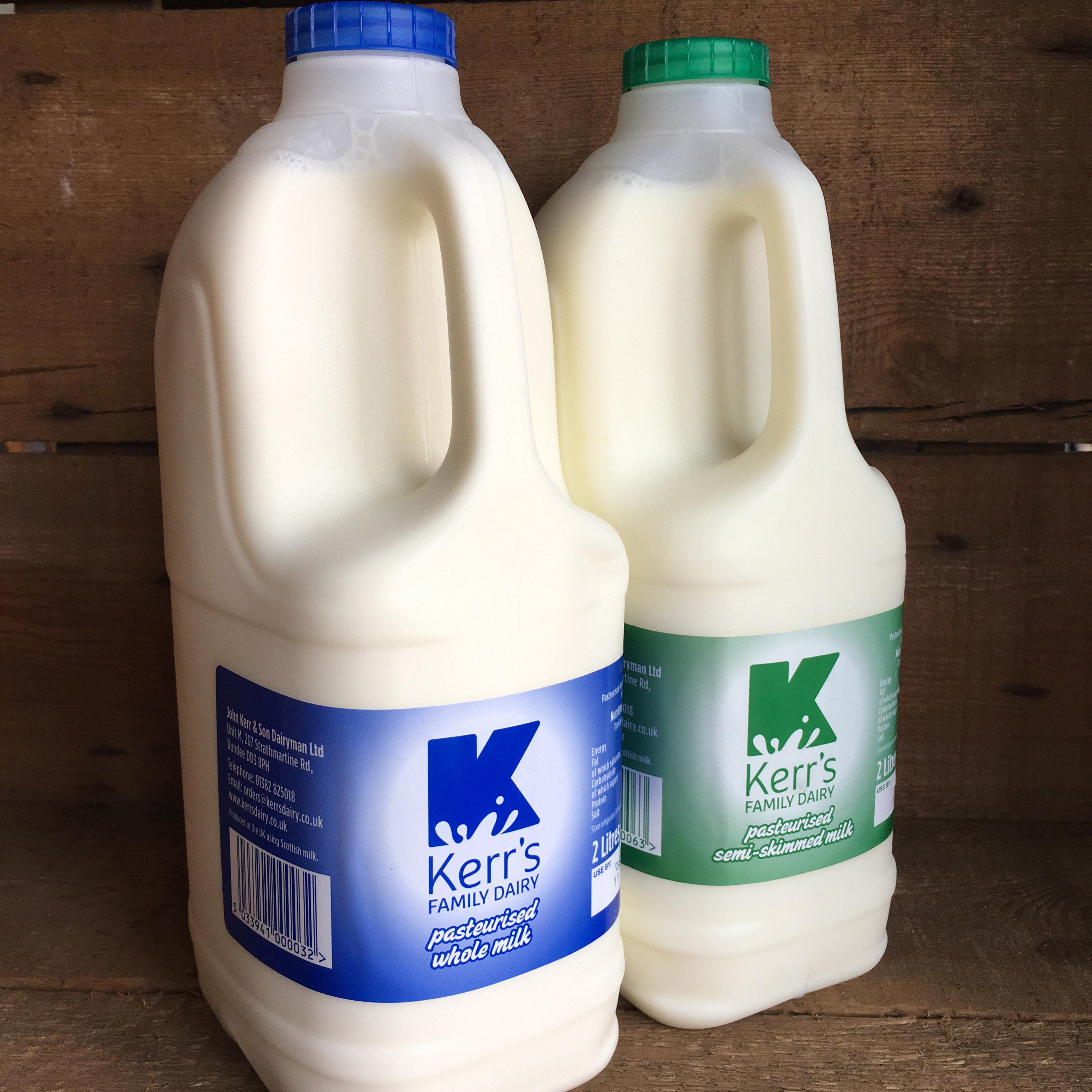 Milk (4 pint)