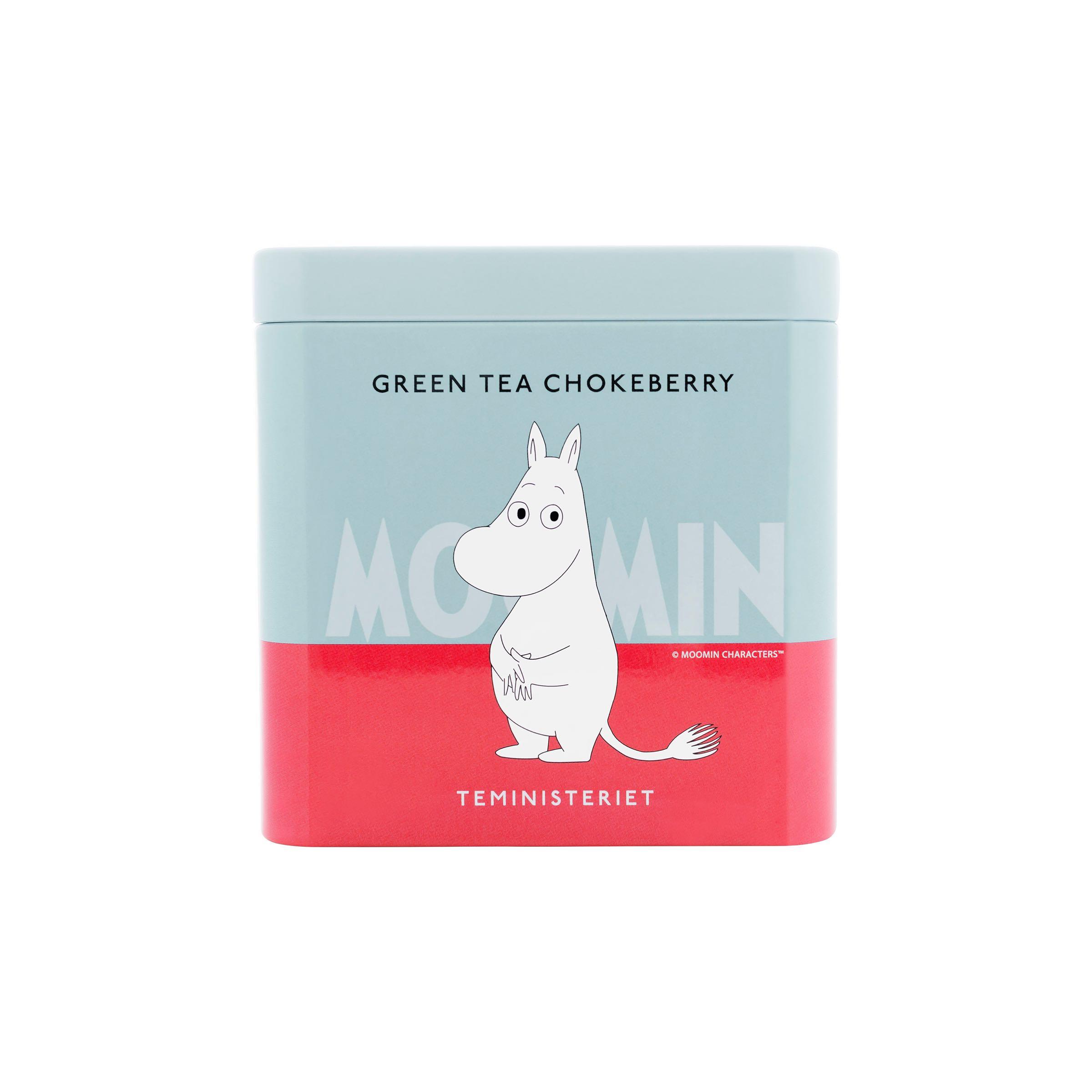 Teministeriet Moomin Te - Green Tea Chokeberry