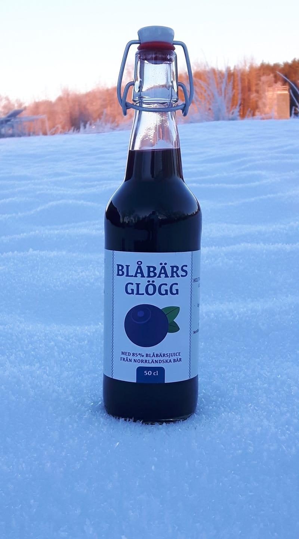 Blåbärsglögg - Norrlands Fruktvin