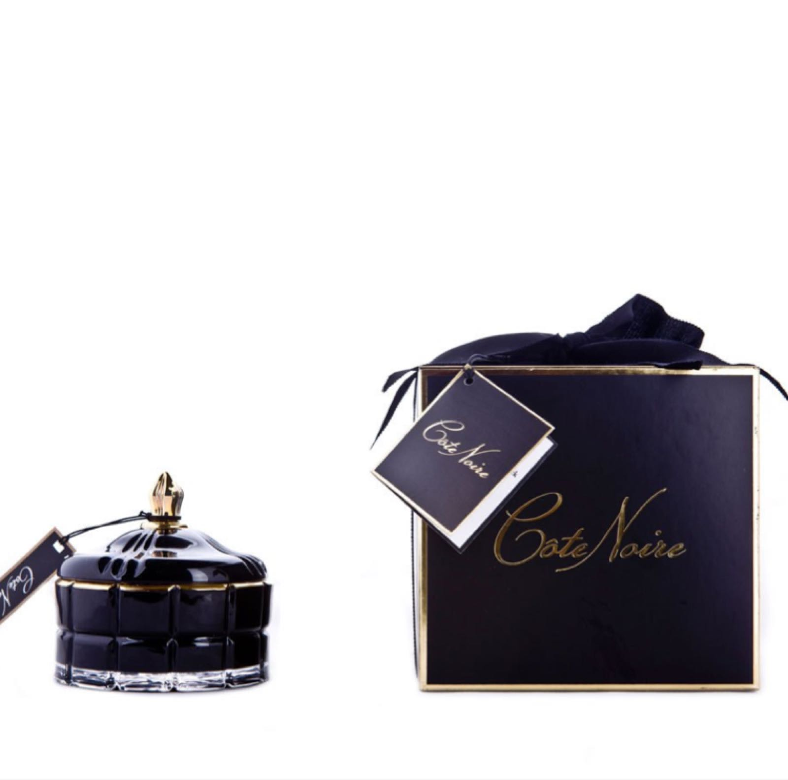 Cote Noire Art Deco Candle French Morning Tea