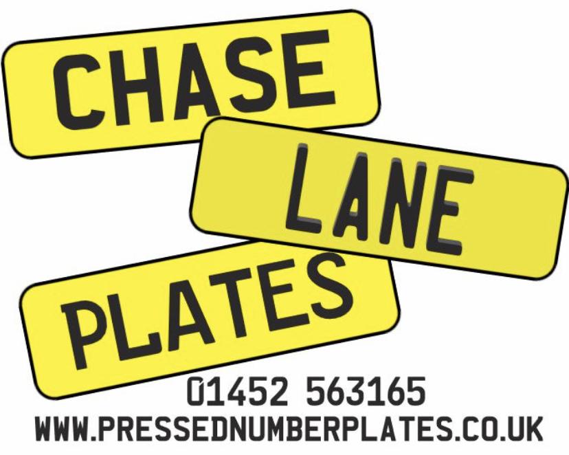 Chase Lane Plates