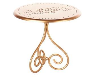 maileg kultainen kahvipöytä