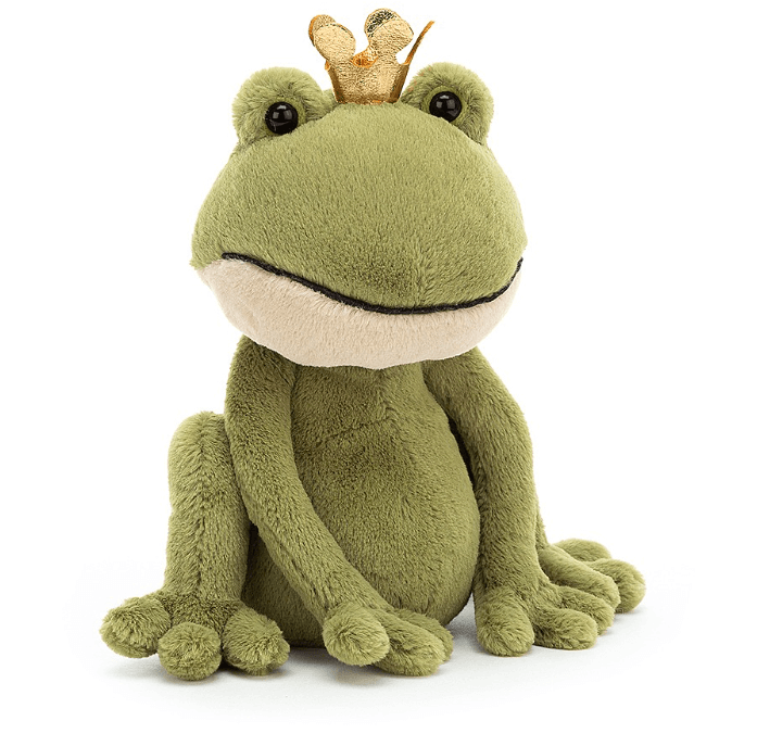 Jellycat sammakkoprinssi Felipe