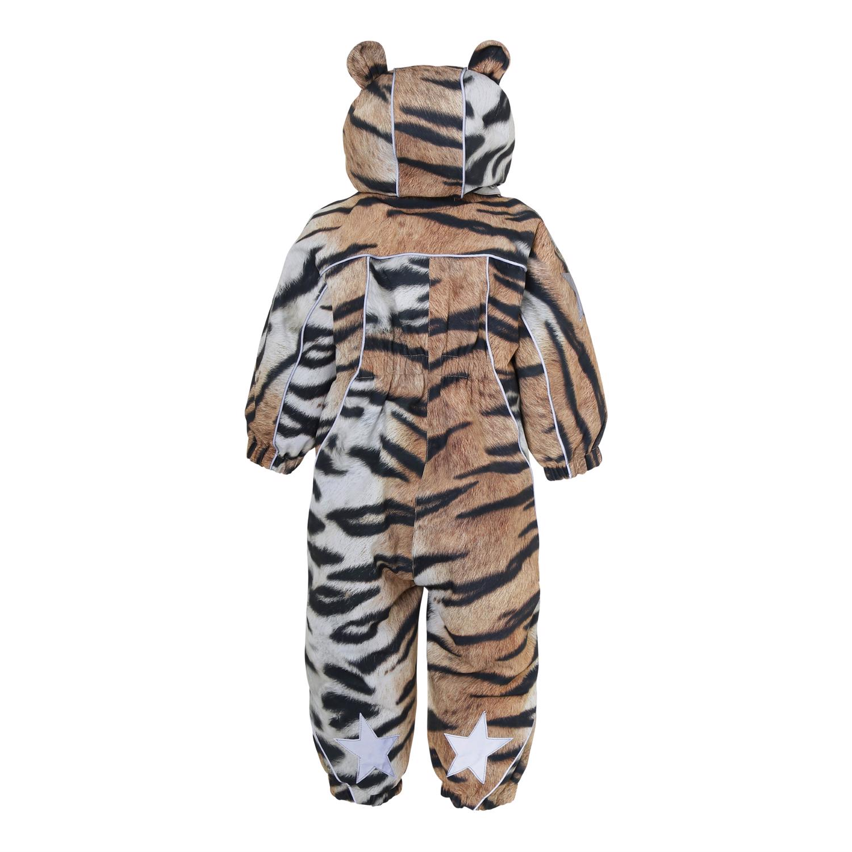 Molo Pyxis wild tiger vauvojen talvihaalari VAIN MUUTAMA JÄLJELLÄ koko 74cm ja 94 cm
