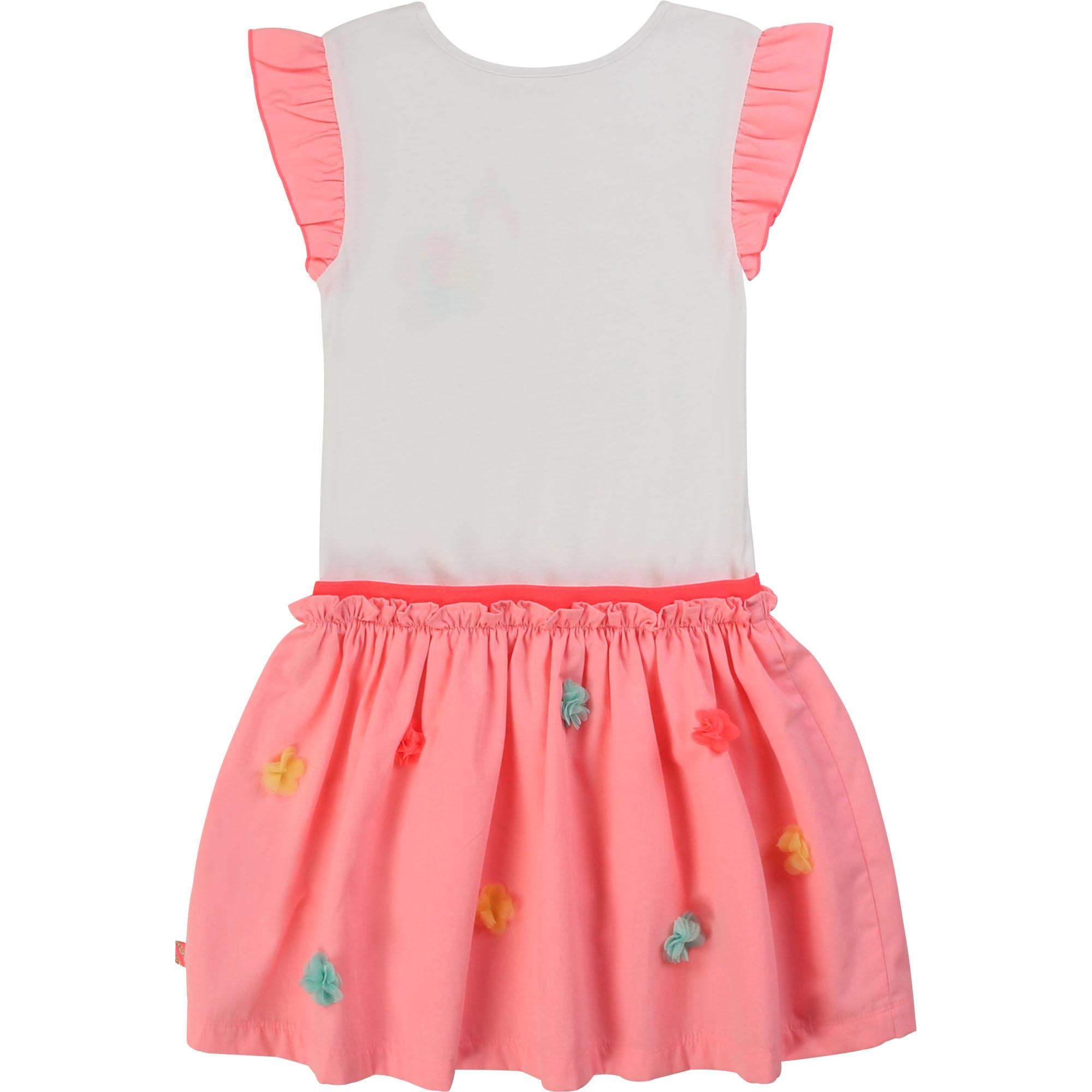Billieblush Flamingomekko -60 % 98cm,102cm,(OVH 55€)