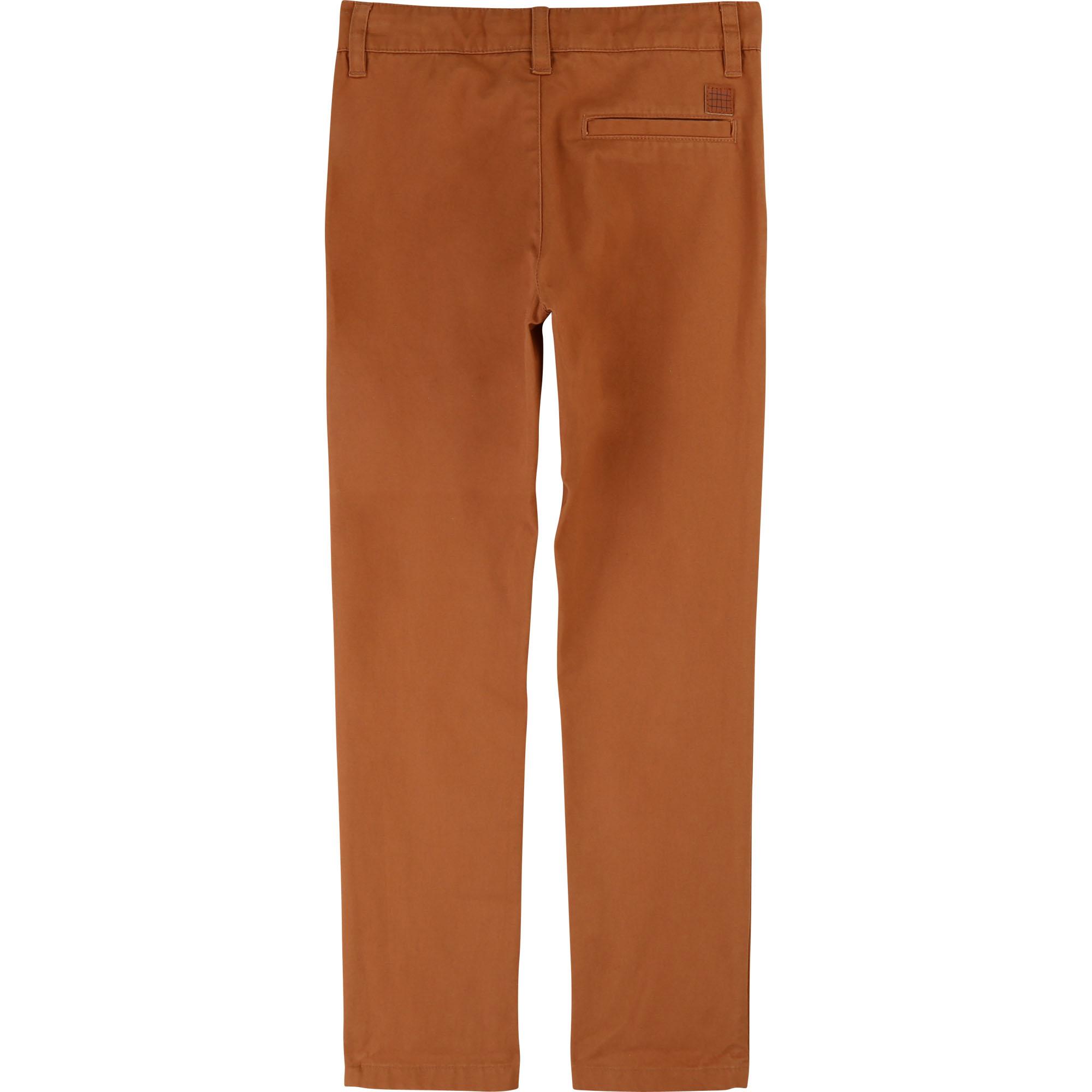 Carrement Beau Housut ruskea koko 114 cm ALE-60% (OVH 39€)